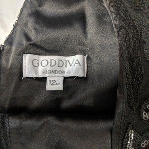 ModCloth Dresses - Goddiva ModCloth sequin cocktail dress